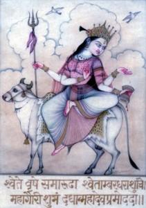 Navadurga navaratri meaning